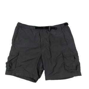 REI Nylon Cargo Shorts